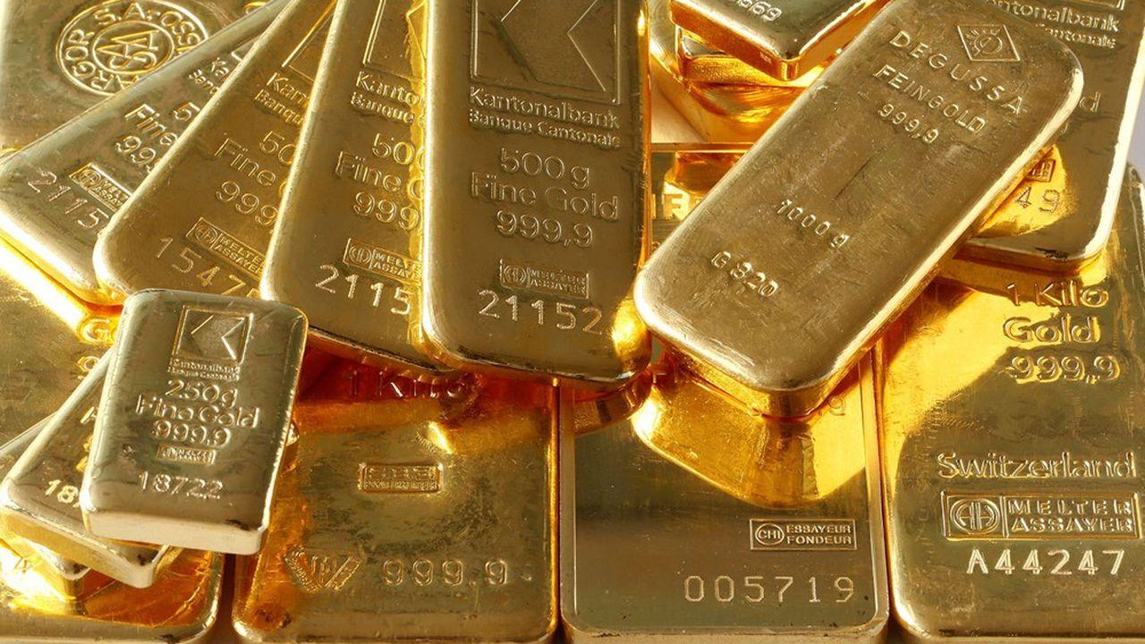 L'or avait entamé sa baisse dès vendredi en début d'après-midi, lorsque les chiffres de l'emploi américain ont été révélés.