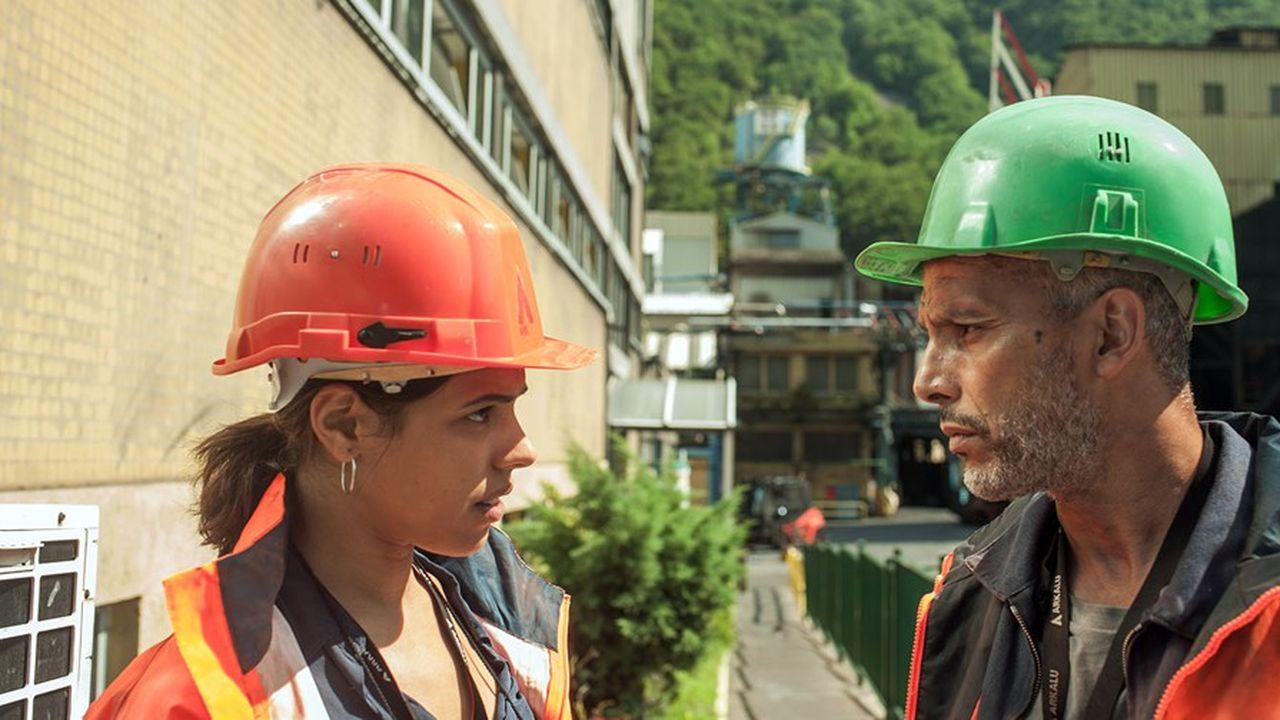 Chronique d'une famille qui se déchire. Zita Hanrot et Sami Bouajila, père et fille dans «Rouge».