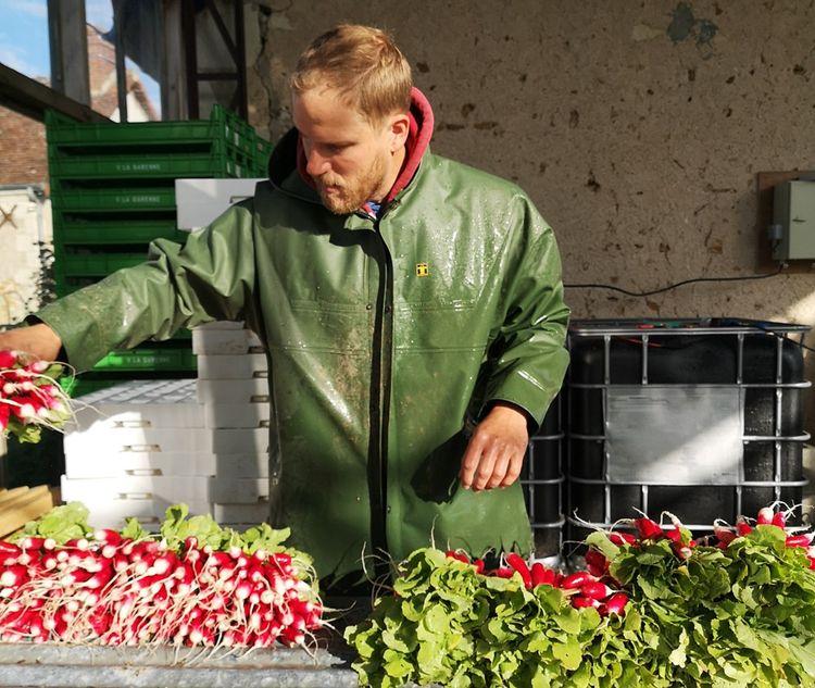 «Je pratique une agriculture 100 % biologique.»