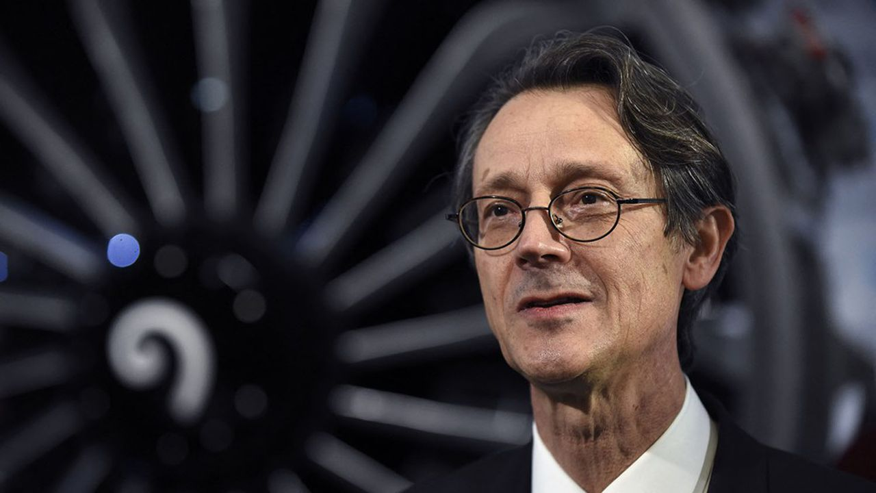 Pour le patron de Safran, Olivier Andriès, le marché ne pourra absorber durablement les hausses de production d'A320 envisagées par Airbus.