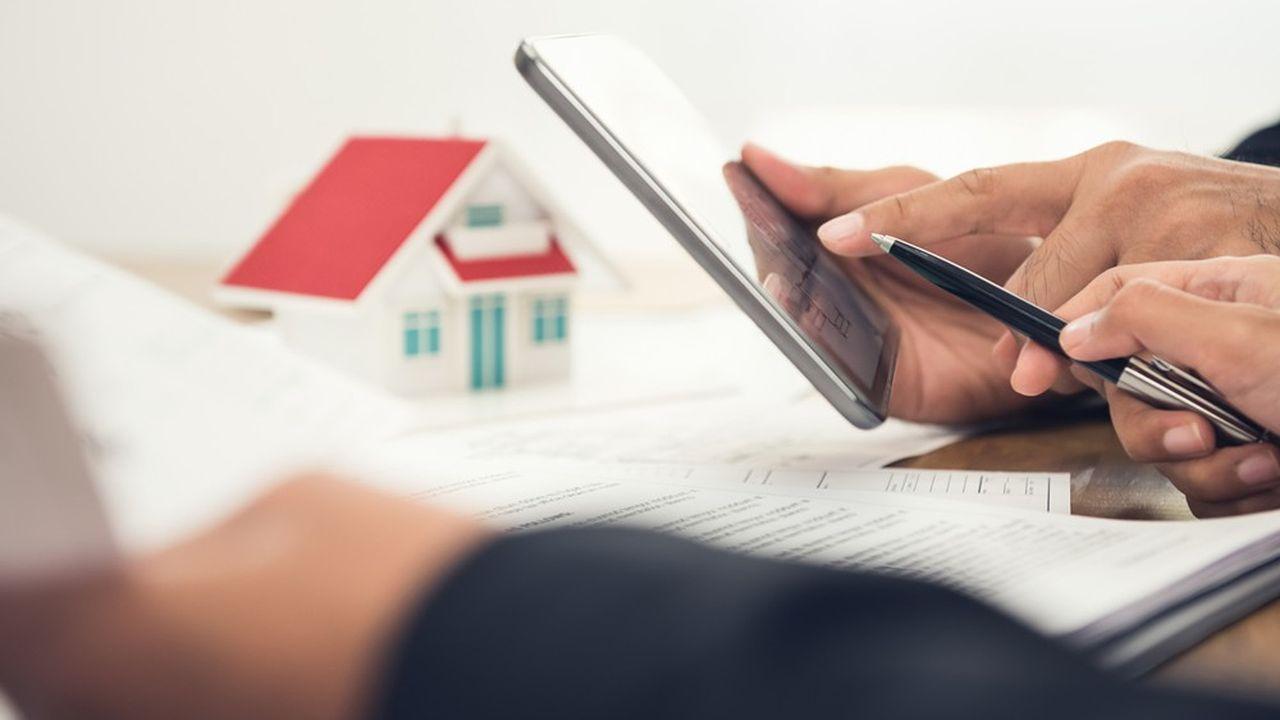Le site des impôts permet depuis début août aux particuliers de gérer leurs biens immobiliers en ligne.