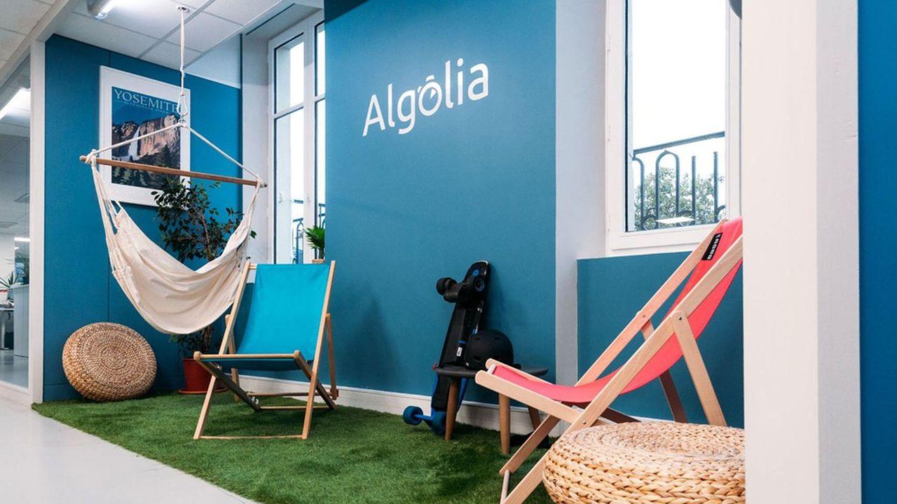 Algolia est l'une des plus récentes licornes conçues en France. Désormais, son siège social est à San Francisco qui continue toujours d'attirer des entrepreneurs tricolores.