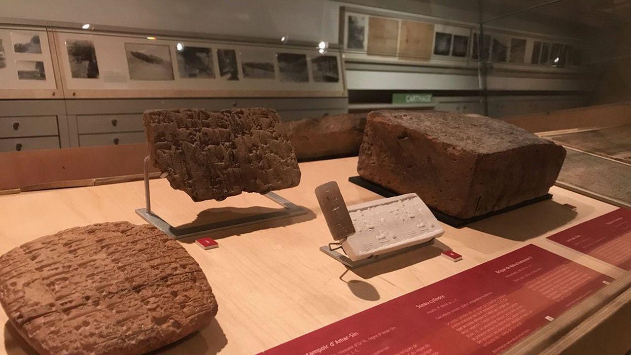 Les échanges qui se sont opérés en Orient au cours des siècles pourraient être un fil conducteur des expositions du musée.