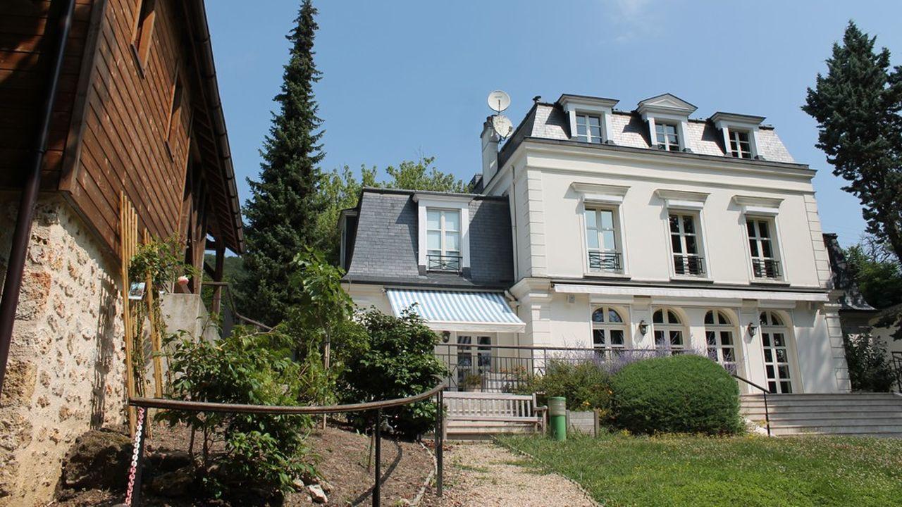 Maison Raymond Devos, Saint-Remy les chevreuse