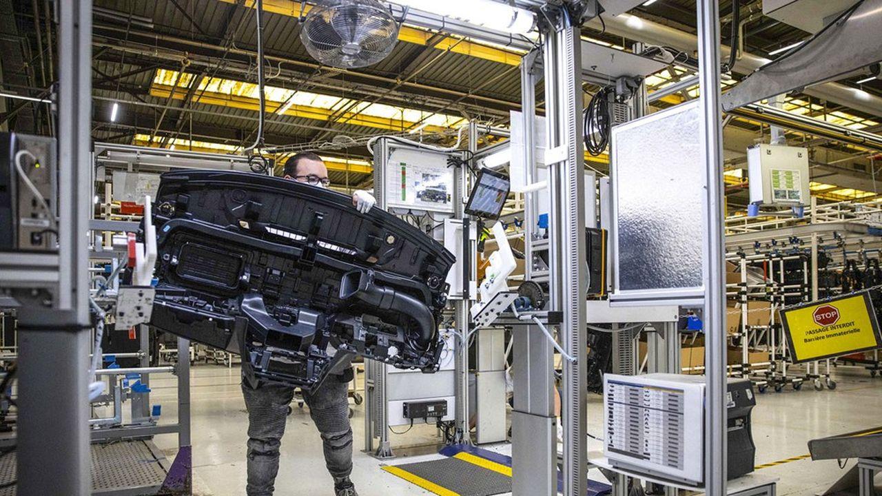 Le futur Faurecia deviendra début 2022 le septième acteur mondial sur le marché des équipements automobiles.
