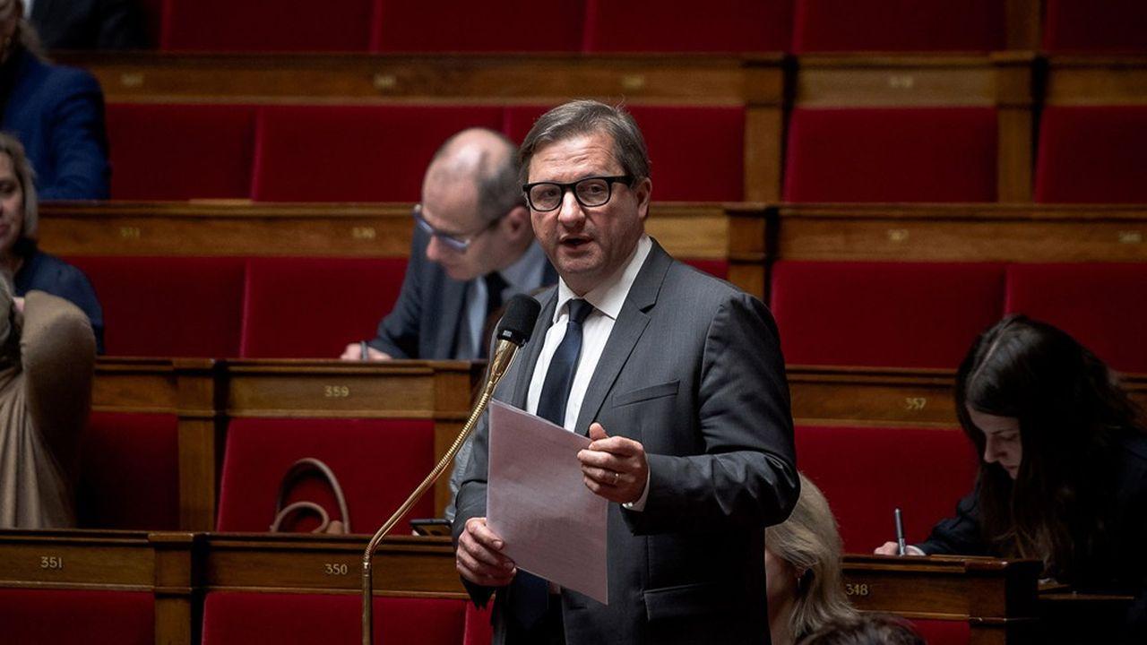 Sylvain Waserman est l'auteur de la proposition de loi sur les lanceurs d'alerte.