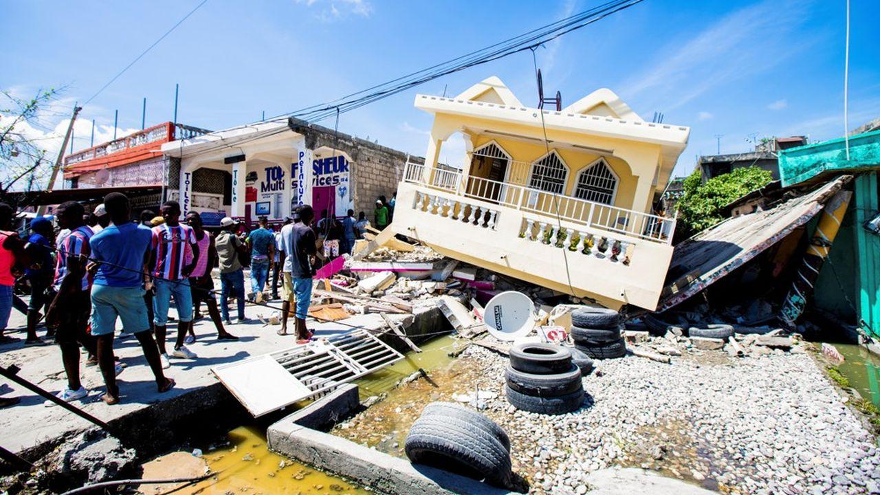 Selon les estimations, au moins 30.000 constructions seraient détruites.