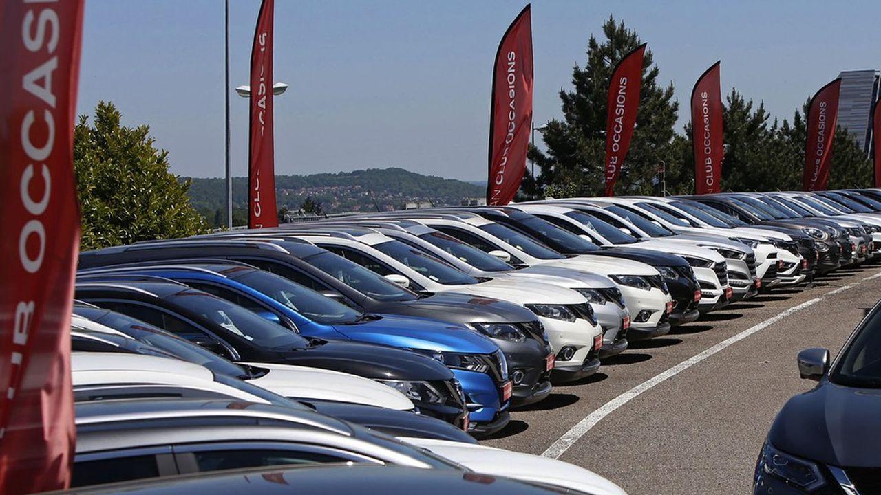 Pour les adhérents de l'ASF, l'Association française des sociétés financières, le financement de véhicules représente plus du tiers du «crédit conso».