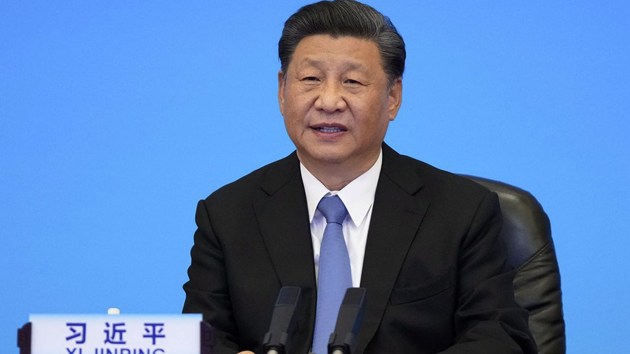 Le Président chinois Xi Jinping orchestre une vaste offensive pour réguler le secteur numérique. (Xinhua/Li Xueren)