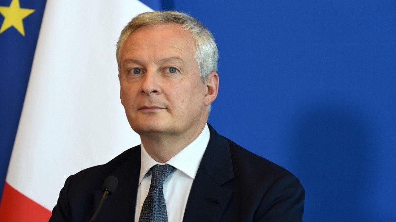Le ministre Bruno Le Maire a confirmé ce jeudi que l'économie française devrait retrouver son niveau d'activité d'avant-crise à la fin de cette année.