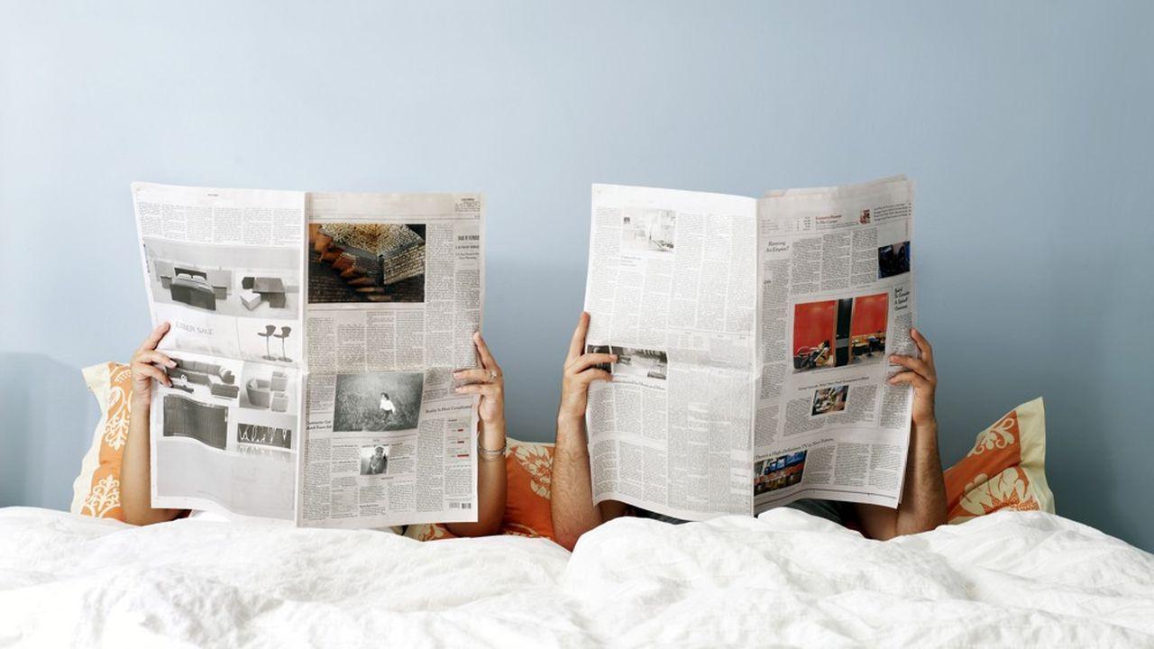 Profitez d'un crédit d'impôt en vous abonnant à un journal.