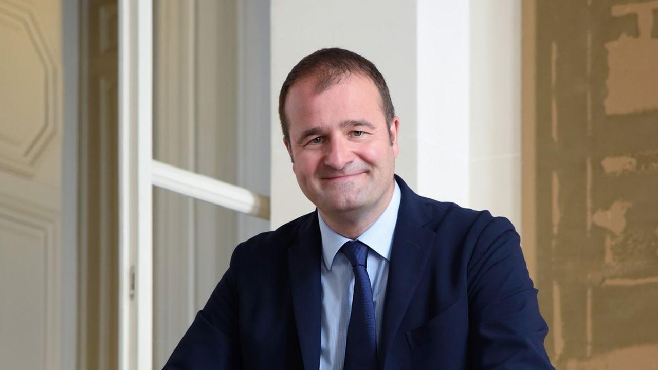 Mathieu Rémy, managing partner du cabinet d'avocats Clifford Chance à Paris.