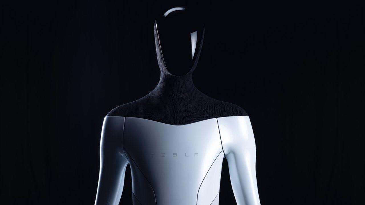 Le Tesla Bot sera «amical» et vous pourrez «lui échapper en courant plus vite que lui a priori», a plaisanté Elon Musk.