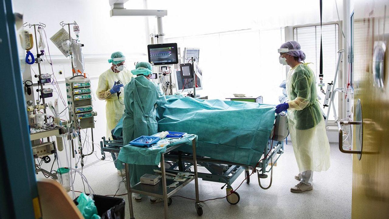 Les patients sont opérés dans des conditions difficiles au Danemark en ce moment en raison de la grève des infirmières soumises à une forte charge de travail pour cause de Covid