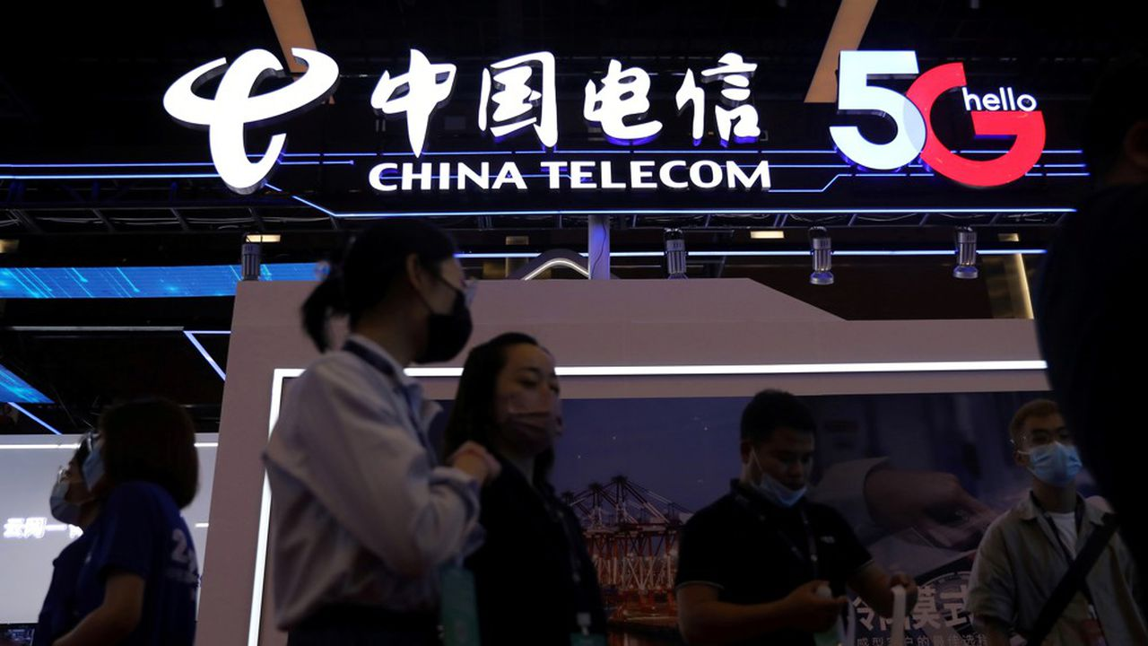 Avec plus de 360millions de clients mobiles, China Telecom est l'un des trois mastodontes qui se partagent le gigantesque marché chinois des télécoms.