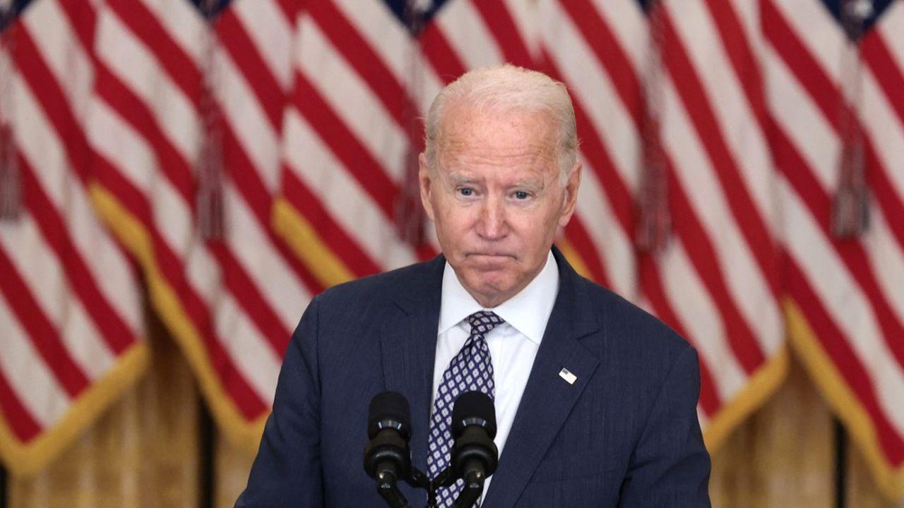 «Depuis 20 ans, l'Afghanistan est un effort conjoint avec nos alliés de l'OTAN. Nous y sommes entrés ensemble et nous en sortons ensemble», rappelle Joe Biden