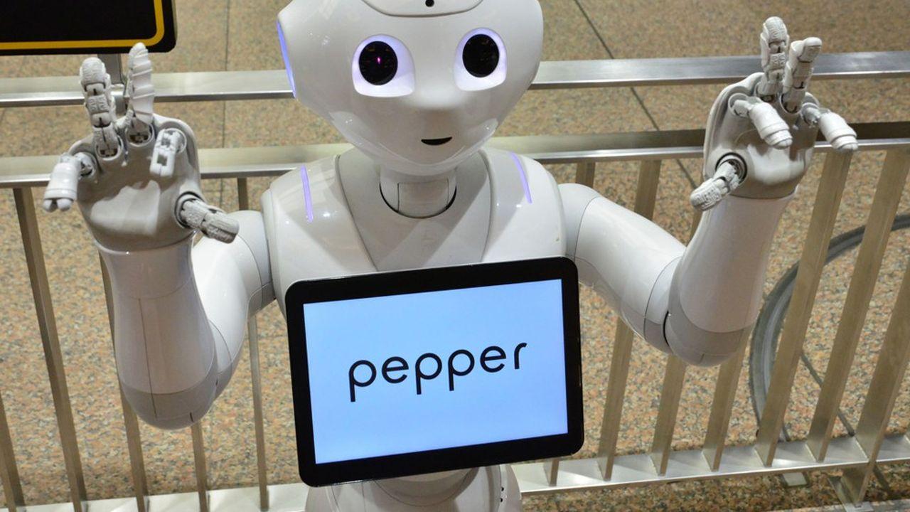 La fabrication du robot Pepper de SoftBank Robotics va être arrêtée.