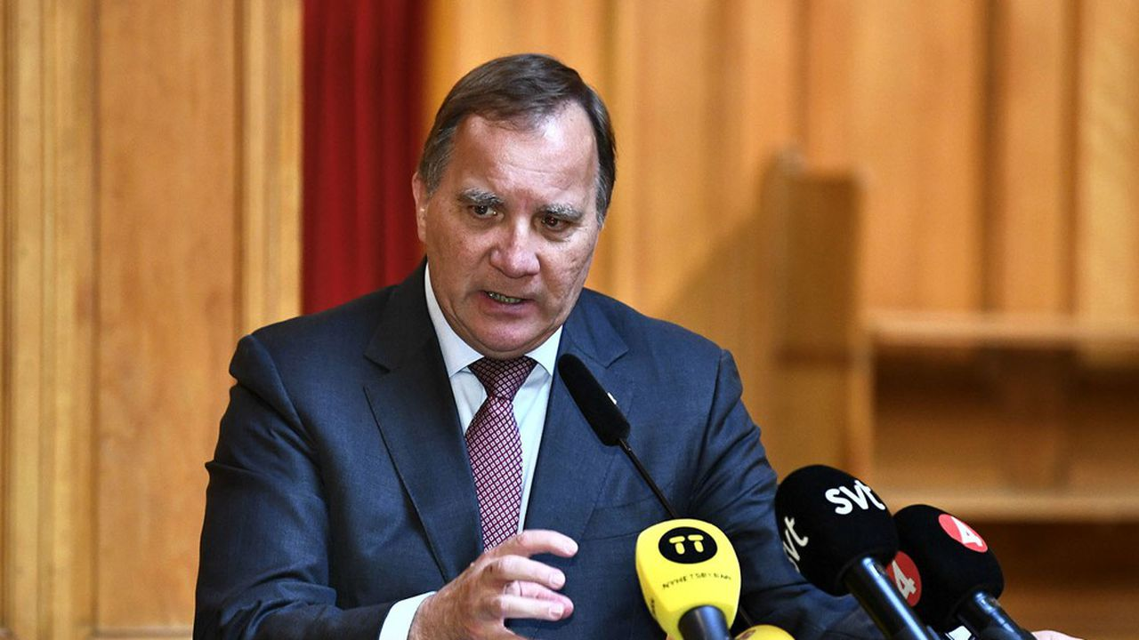 Le Premier ministre suédois, Stefan Löfven, quittera son poste en novembre.