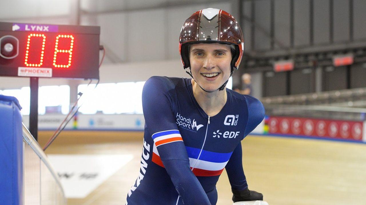 Marie Patouillet sera sur la piste des Jeux Paralympiques de Tokyo les 25 et 27 août 2021.