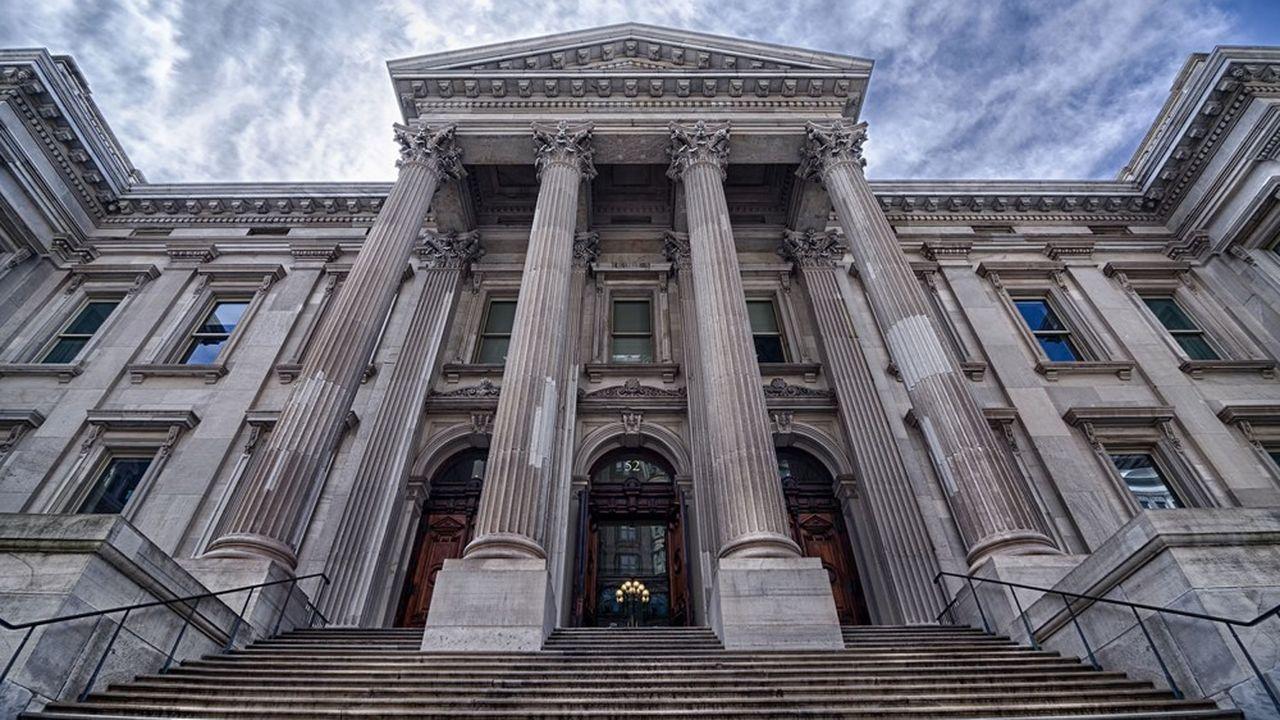 Les litiges devant les tribunaux ne cessent d'augmenter.