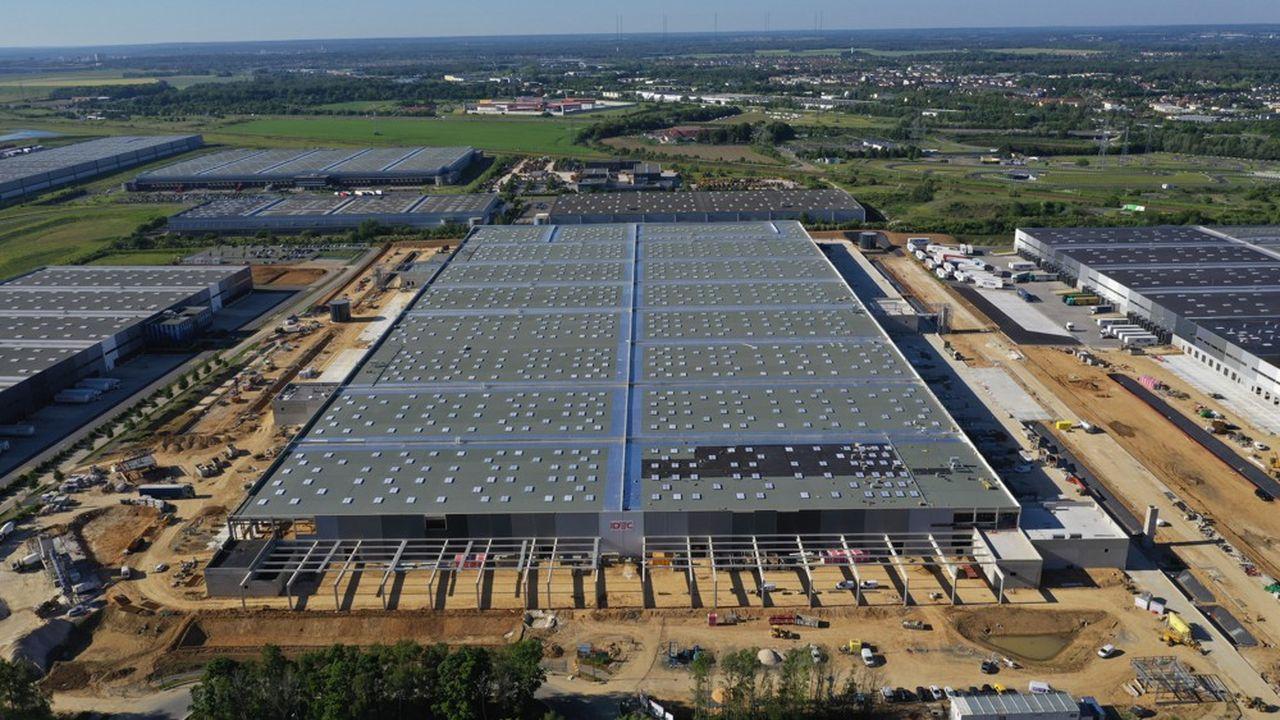 Un entrepôt XXL et sur-mesure, situé sur le parc réhabilité Prologis Park Moissy 2 Les Chevrons, sera construit pour Monoprix et sa filiale logistique Samada.