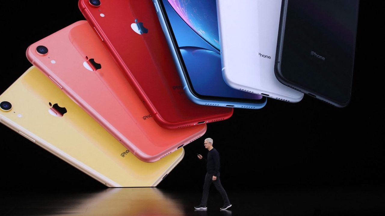 Apple a passé la barre du milliard d'utilisateurs actifs de son iPhone en janvier dernier.