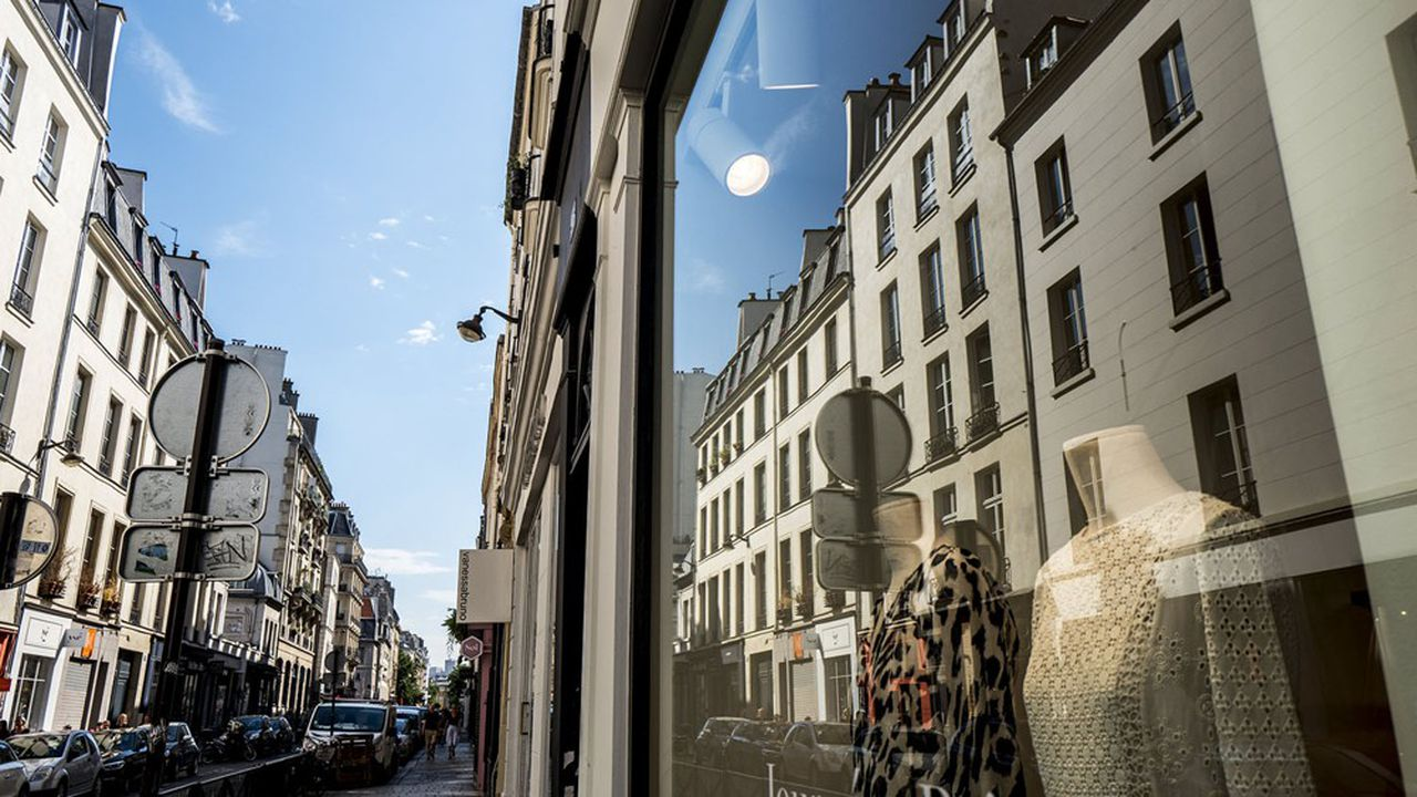 Le quartier du Haut Marais, dans le IIIe arrondissement de Paris, s'est transformé ces dernières années.