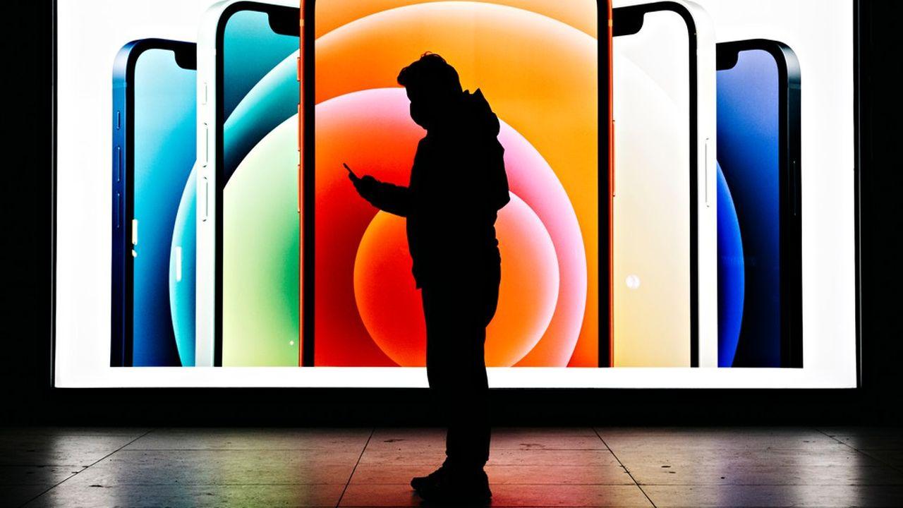 La dernière version d'iOS oblige les développeurs d'applis à demander l'autorisation des utilisateurs avant de les pister.