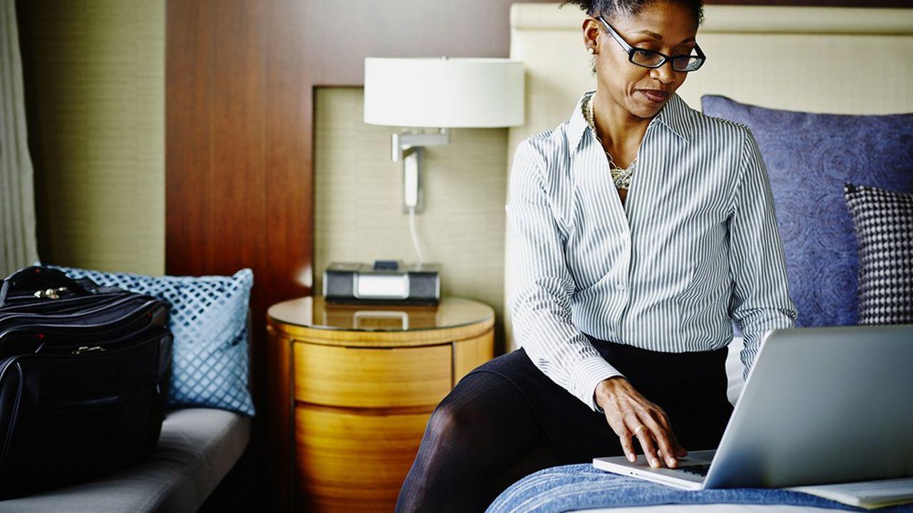 L'hôtellerie assiste à la disparition d'une partie de son activité voyage d'affaires avec le recours aux outils numériques de communication.