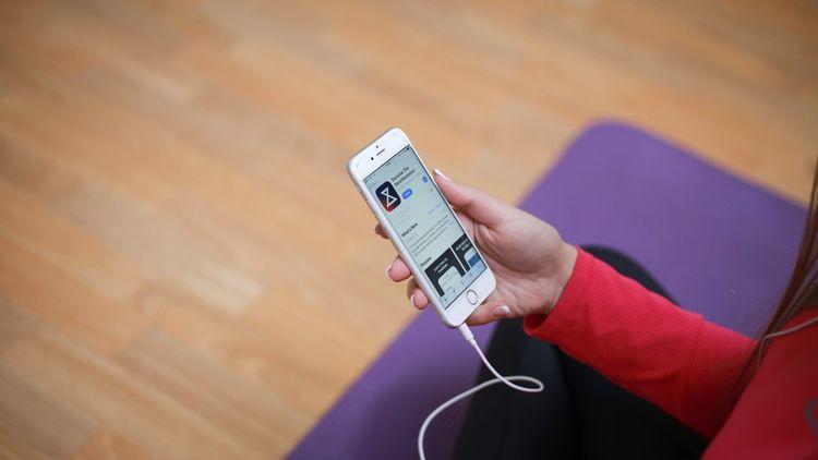 Comme Petit Bambou ou Headspace Mini, de nombreuses applis de méditation font le plein d'utilisateurs.