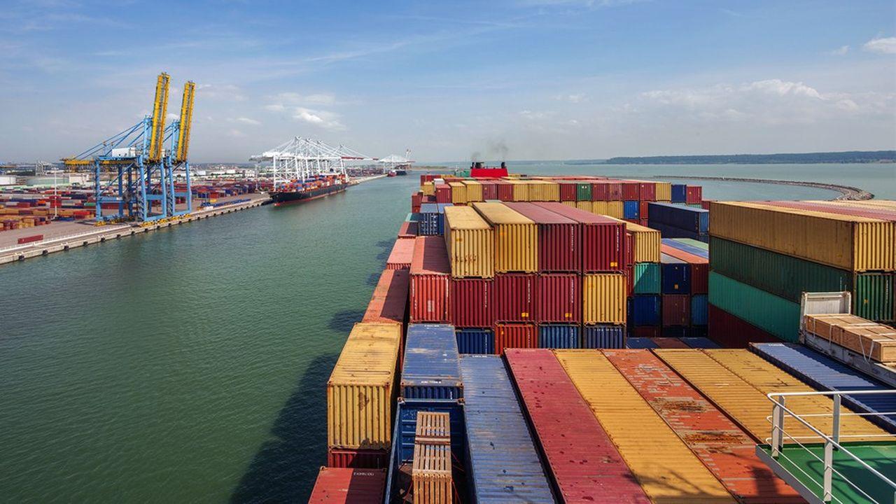 Le renchérissement des cours des matières premières a propulsé les chiffres du commerce mondial vers des niveaux records.