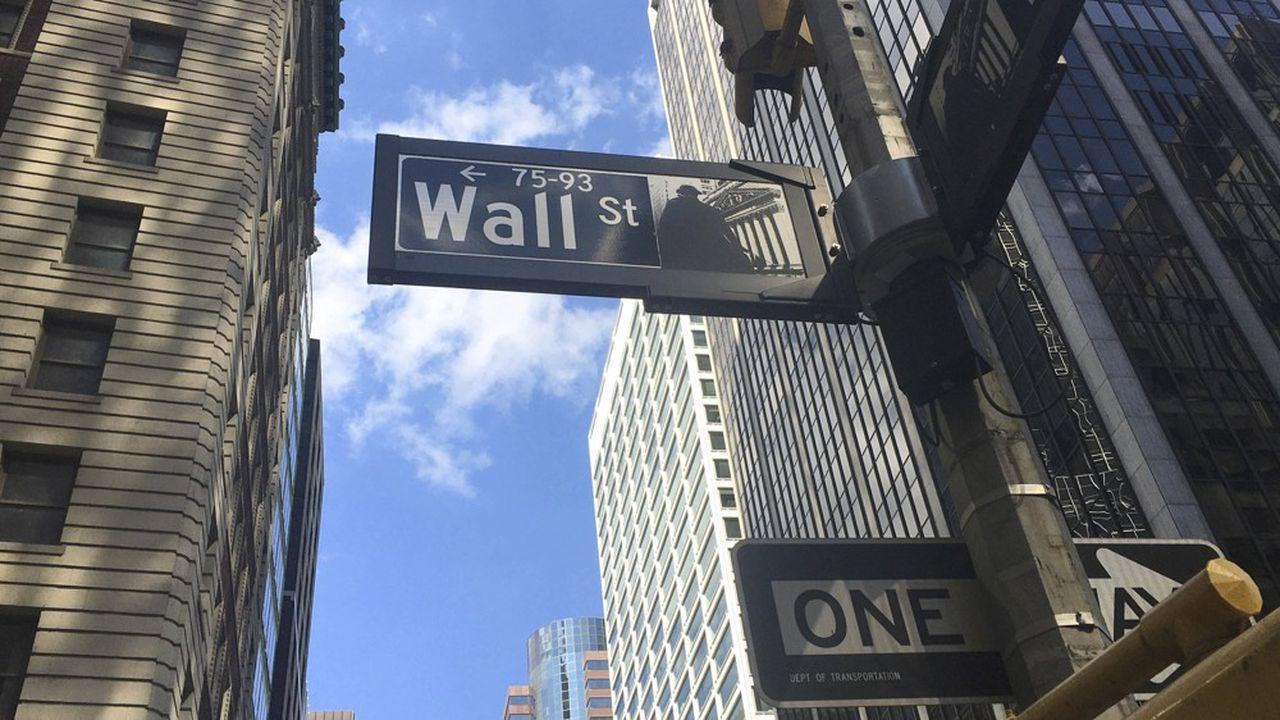 Au premier semestre, les sanctions infligées aux établissements financiers américains s'élevaient à un peu plus de 400millions de dollars, sur un total de près d'un milliard.