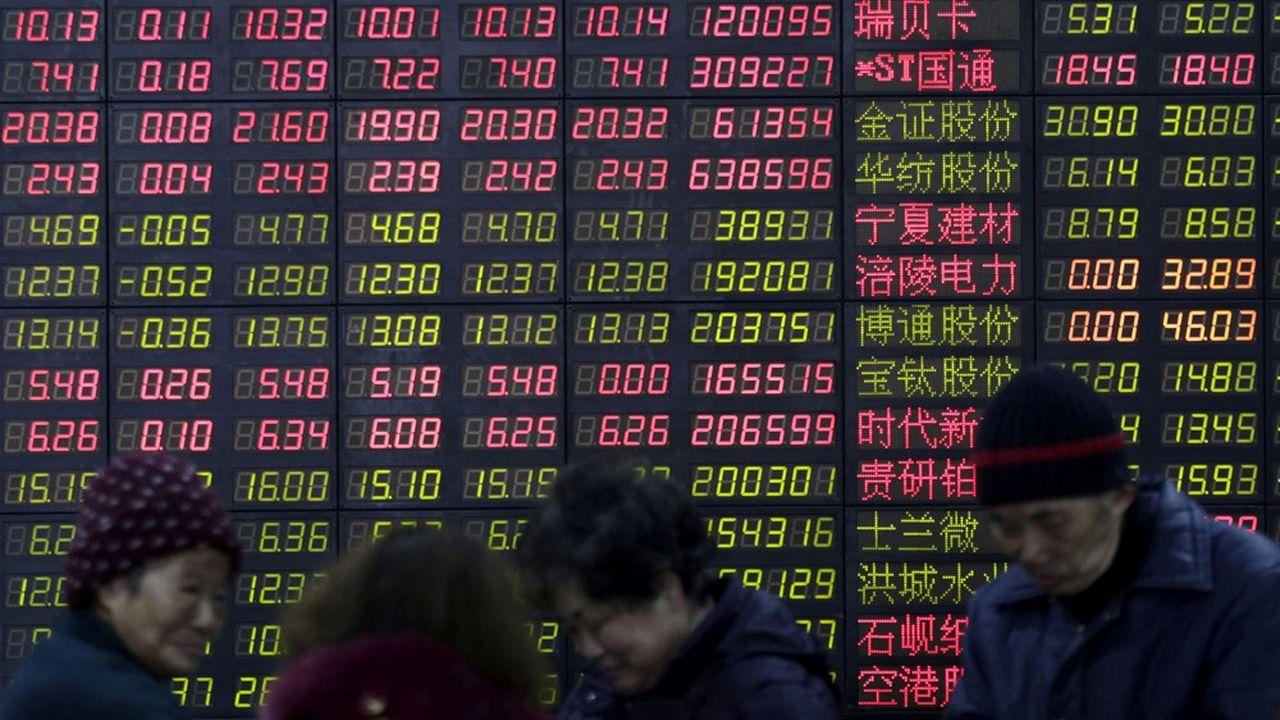 Après deux séances de hausse et une première partie de chasse aux bonnes affaires, les investisseurs semblaient toutefois tempérer leur enthousiasme mercredi.