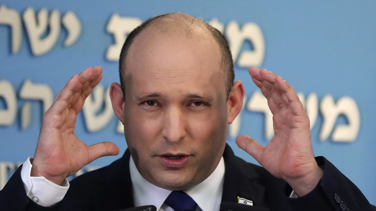 Premier voyage à Washington de Naftali Bennett depuis qu'il est devenu le Premier ministre israélien.
