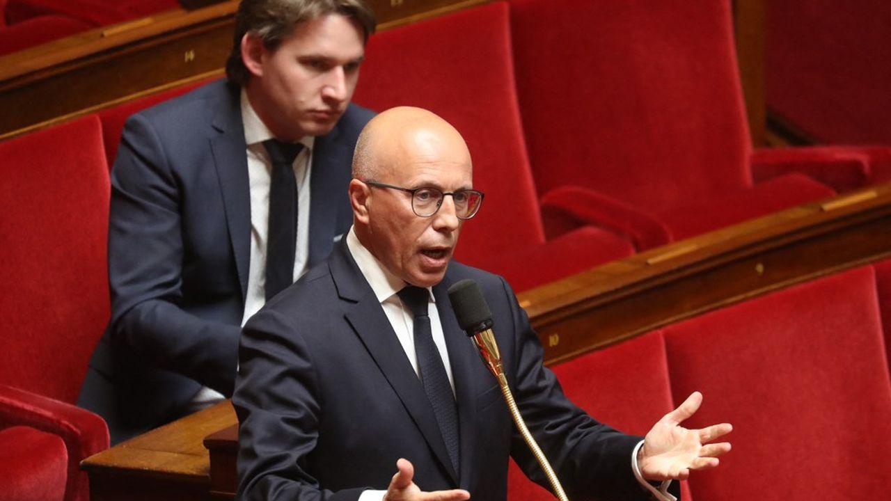 Eric Ciotti, député des Alpes-Alpes Maritimes.