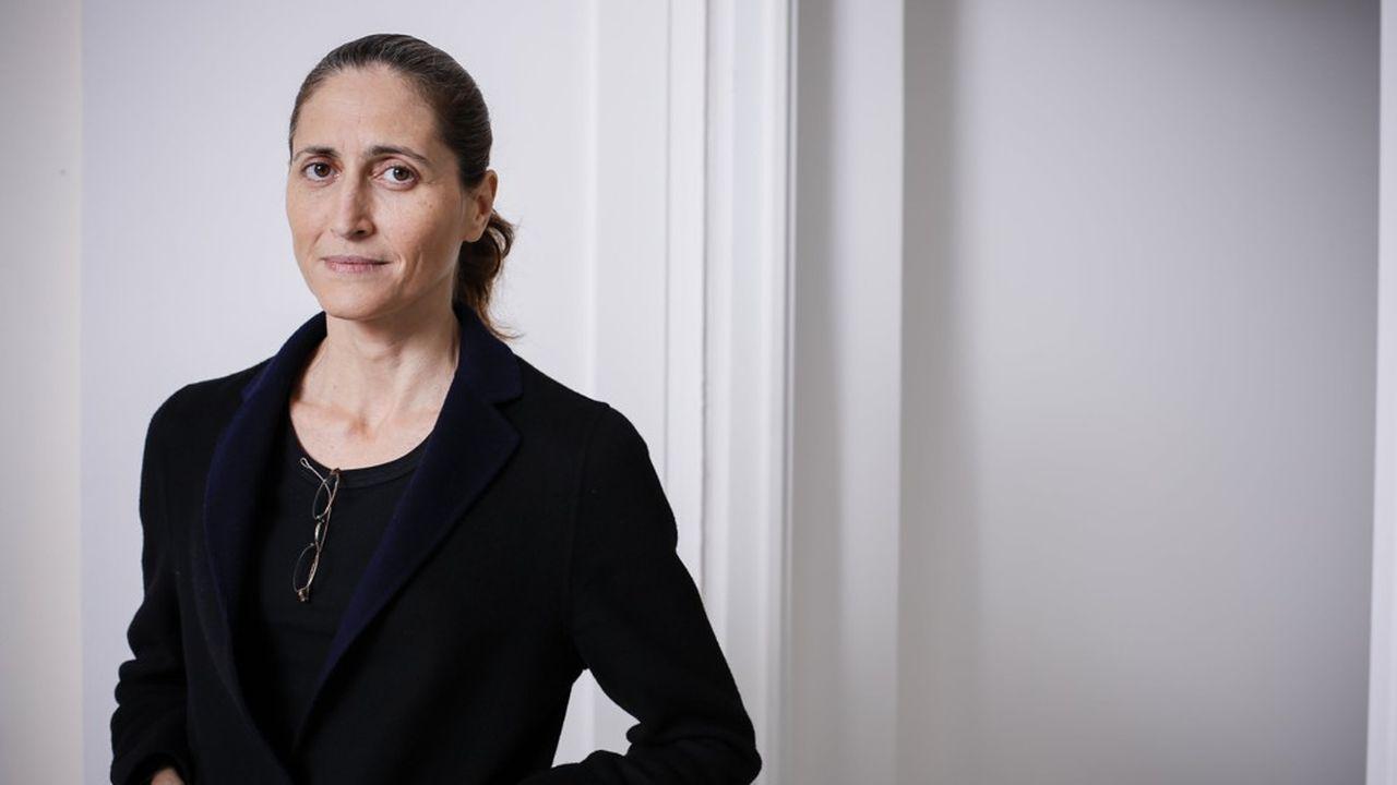 La philosophe et psychanalyste Cynthia Fleury intervient auprès de nombreux dirigeants et entreprises.