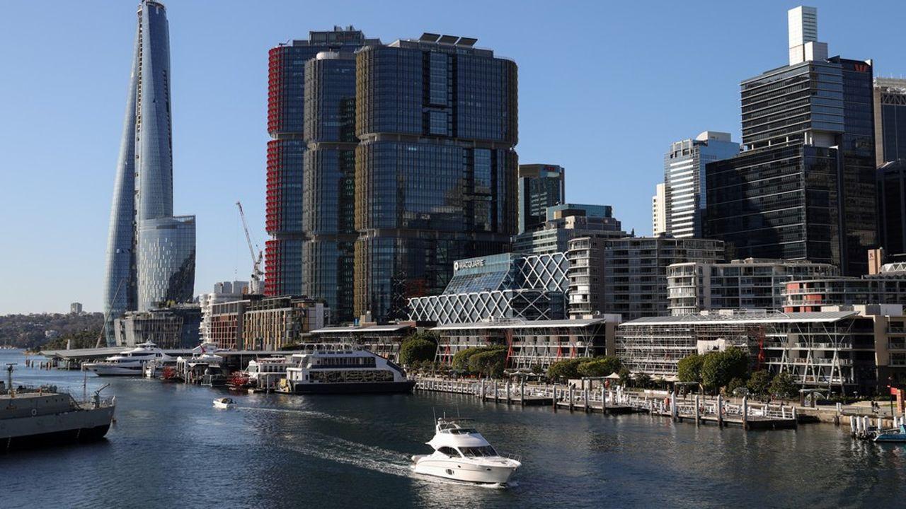 DP World et Hutchison Ports, qui gèrent le port de Sydney, ont décidé d'imposer la vaccination contre le Covid-19 aux dockers, à compter du 30août.