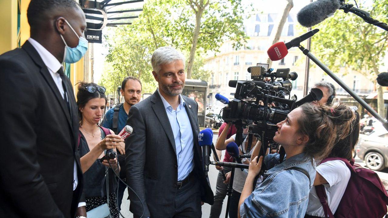 Ce jeudi, Laurent Wauquiez a créé la surprise: il ne sera pas candidat à la primaire que devrait organiser son parti.