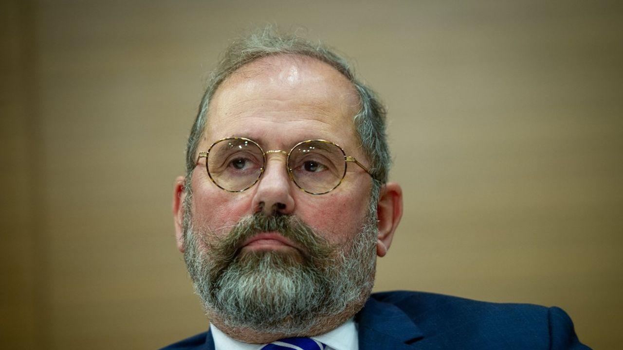 Philippe Laurent se présente à la présidence de l'Association des Maires de France