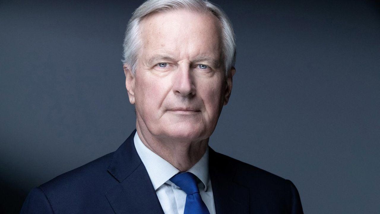 Michel Barnier veut être «le président d'une France réconciliée, qui respecte les Français et fait respecter la France».