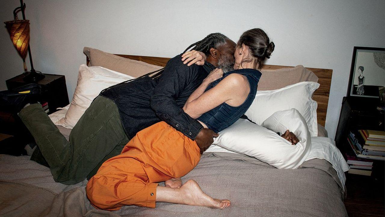 Campagne Diesel, «When together». Une vision passionnée de huit couples qui se retrouvent après le confinement.