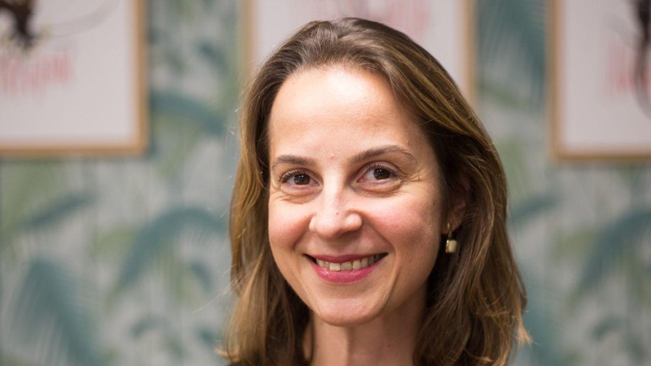 Caroline Renoux, cofondatrice du cabinet Birdeo.
