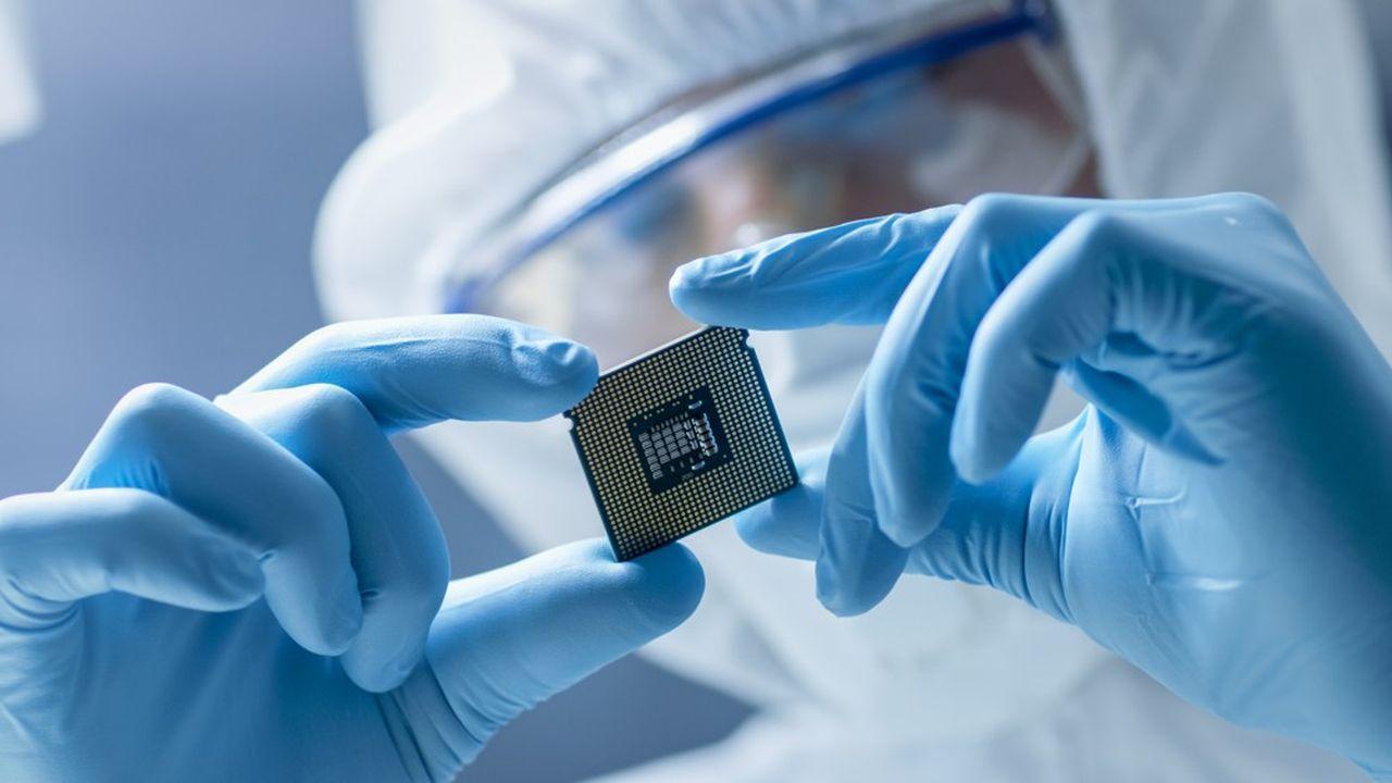 ARM est le fournisseur principal de semi-conducteurs dans le monde.