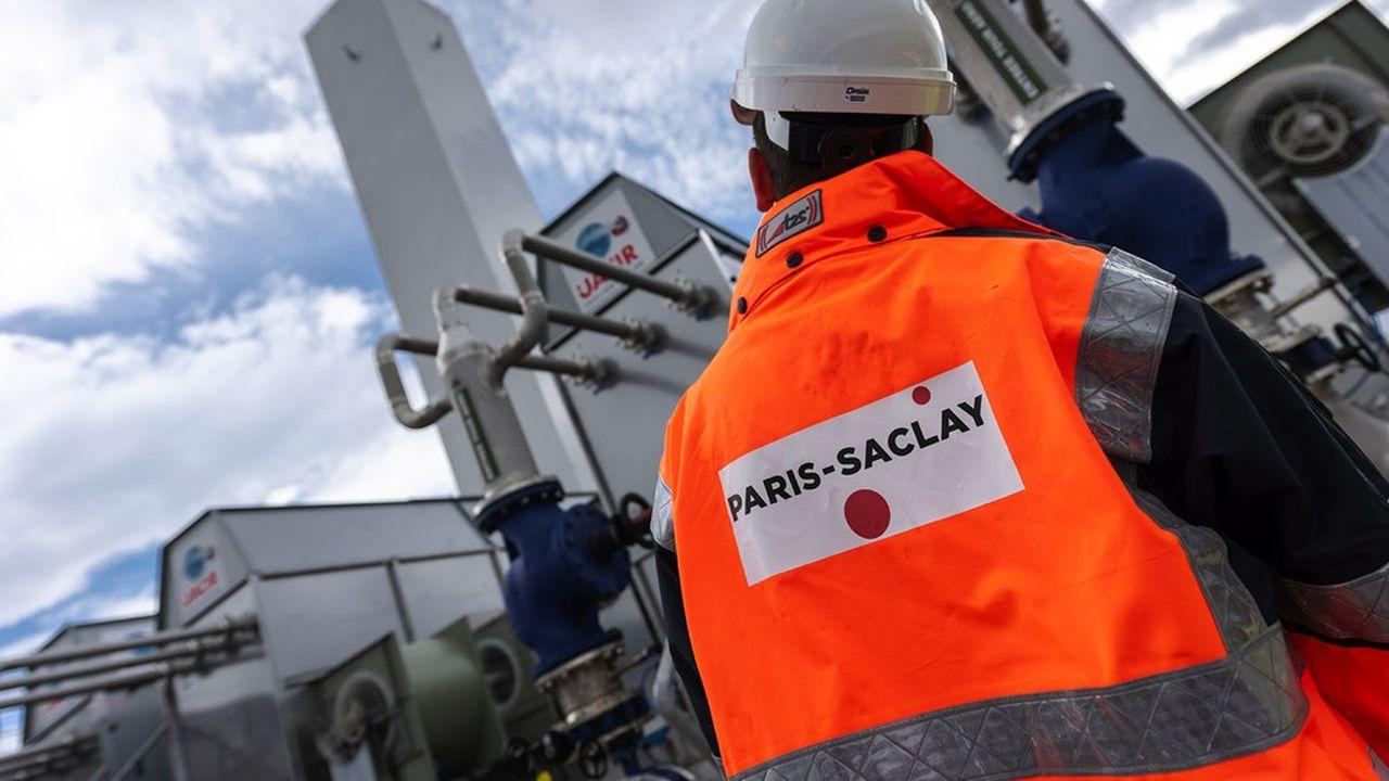 L'installation du réseau vient de franchir une nouvelle étape en intégrant la chaleur fatale du supercalculateur Jean Zay du CNRS.