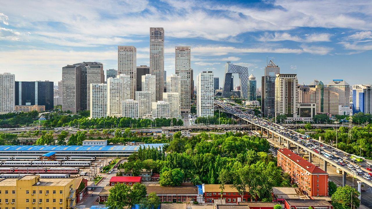 La Chine (ici, Pékin) est avec le reste de l'Asie la zone d'investissement privilégiée par les fonds souverains.