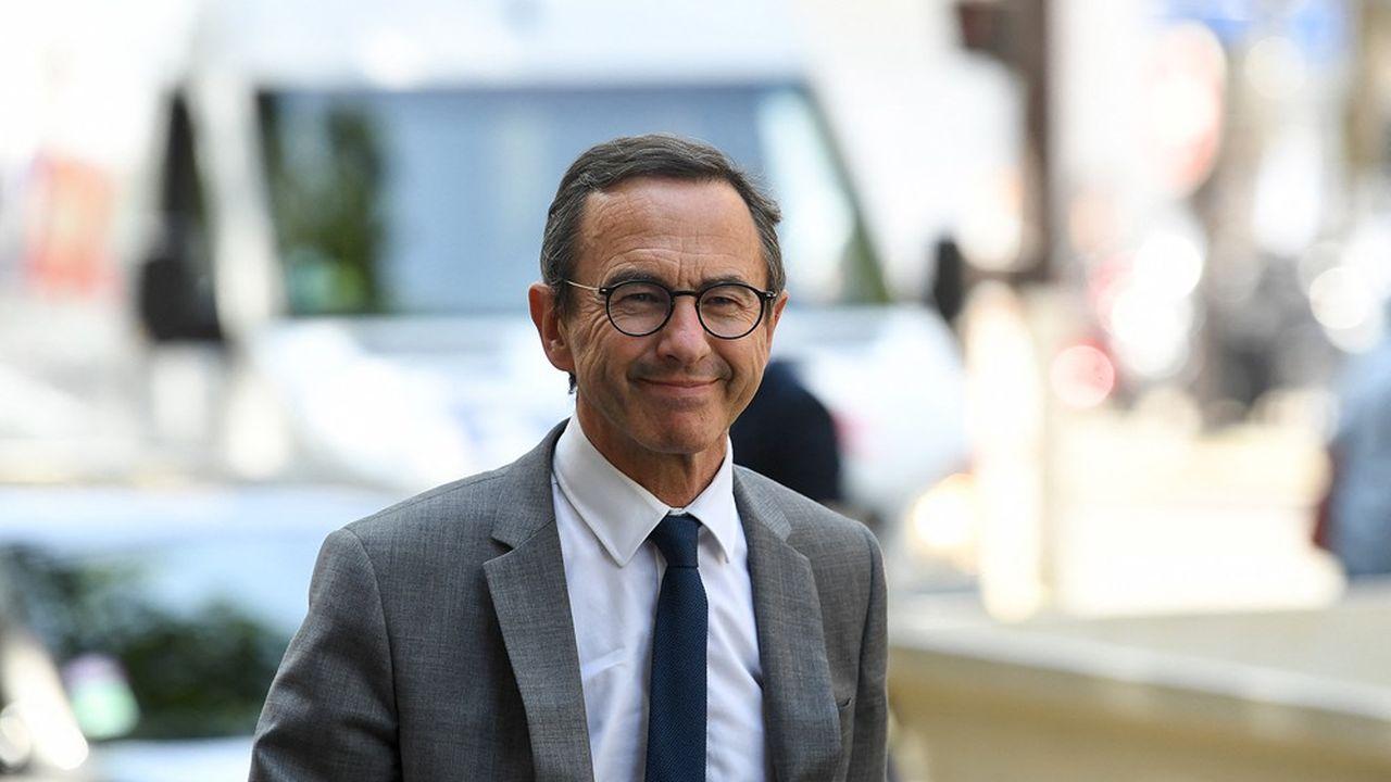 Le président du groupe LR au Sénat Bruno Retailleau ne sera pas candidat à la présidentielle.