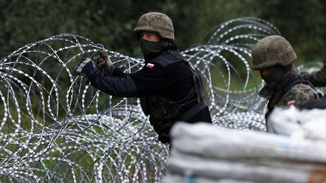 En Europe, des murs s'élèvent face à la crise afghane