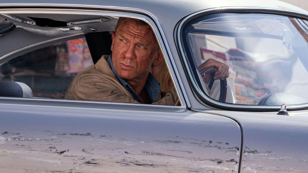L'acteur Daniel Craig interprète James Bond dans le film «Mourir peut attendre».