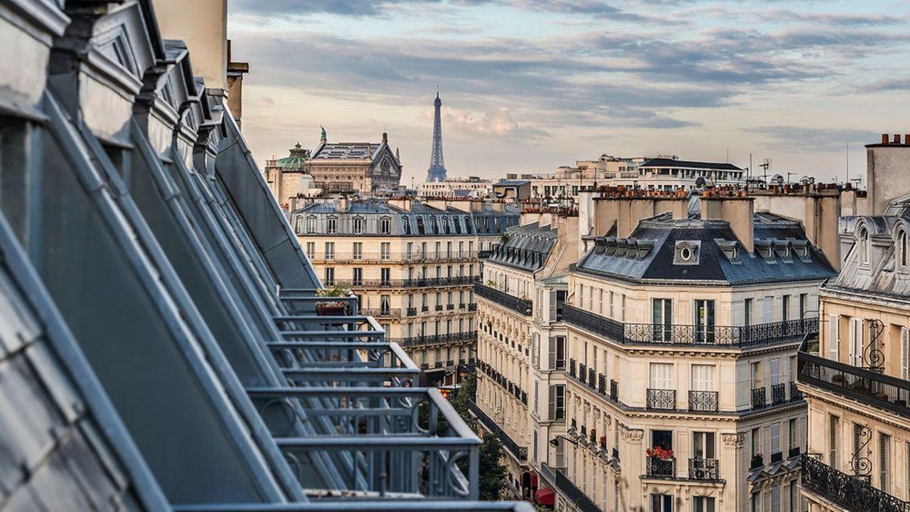 Les acquéreurs plébiscitent plusieurs villes d'Île-de-France, mais Paris reste prisé.