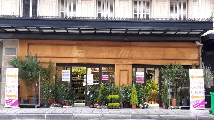 Ce week-end là, Sandrine Fleurs a vendu pour 7.000 euros de plantes.